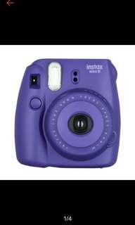🚚 (全新)Fujifilm instax Mini8 拍立得
