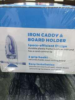 Iron &board holder