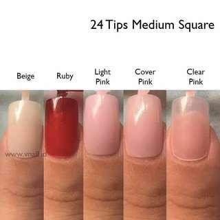 24 Tips Medium Square