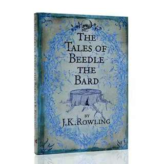 The Tales Of Needle The Bard - J K Rowling