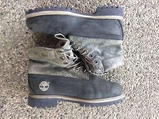 Timberland Boots Dark Blue