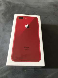 iPhone 8 Plus Limited Edition 256 GB