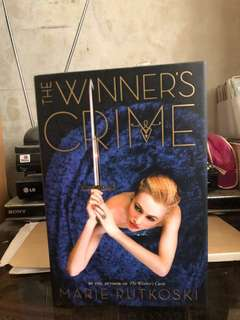 The Winner's Crime LAST PRICE!!