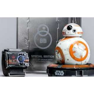 現貨全新 STAR WARS SPHER SPECIAL EDITION BB-8 APP-ENABLED DROID WITH FORCE BAND