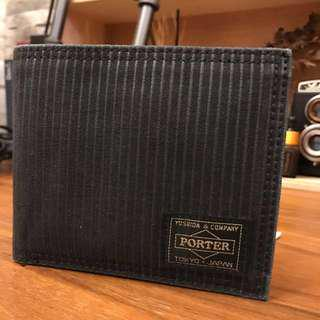 Pre Loved Authentic Porter (Yoshida & Co) Wallet