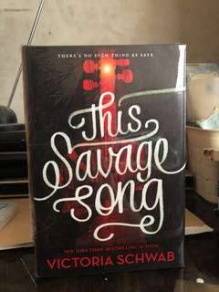 This Savage Song LAST PRICE!!