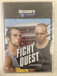 Discovery channel/ Fight quest Japan