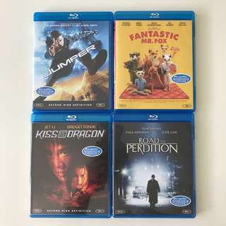 Blu-ray Discs for Sale