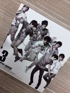 Super Junior 3rd Album - Sorry Sorry
