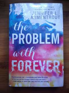 The Problem with Forever - Jennifer Armentrout