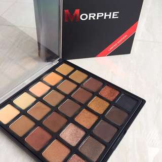 Morphe: 25A COPPER SPICE EYESHADOW PALETTE