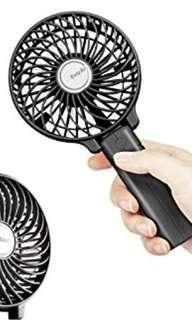 Hand Held Portable Fan