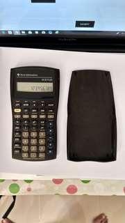 BA II Plus calculator 計數機