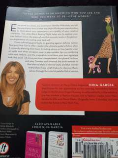 the little black book of style nina garcia