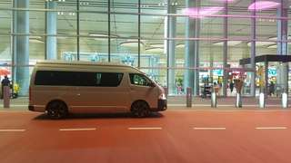 9-13 Seater Minibus
