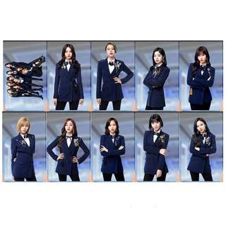 [Preorder]Twice Transparent Cards