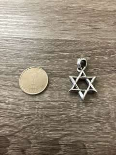 Chrome Hearts pendant