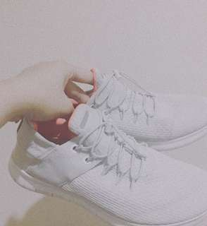 Nike white shoes (BUY ME 😊)