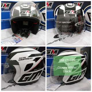 GM Motorcycle helmet