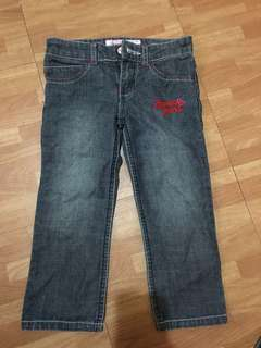 Snoopy jeans