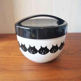 日本ne-net nya貓貓便當飯盒lunchbox