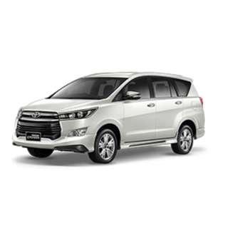 Toyota Innova 2018 untuk disewa
