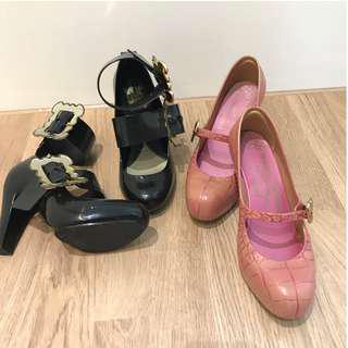 Vivienne Westwood 高跟鞋 一雙1000含運便宜賣