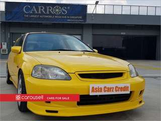 Honda Civic SIR 3M