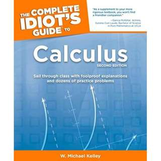🚚 The Complete Idiot's Guide to Calculus