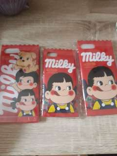 Milky Peko Chan Iphone Case