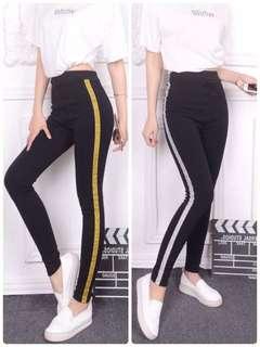 Stripes pants viral