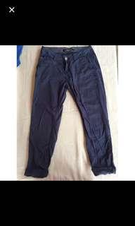 Lee Pedal Pants