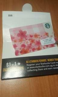 🚚 Starbucks Card - Sakura 2018