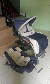 Stroller baby / kereta dorong bayi