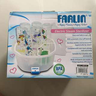 Farlin electric steam sterilizer