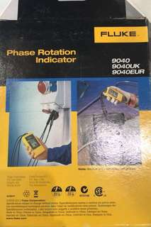 Phase Rotation Meter- Fluke