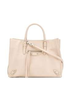 Balenciaga papier a6 beige handbag