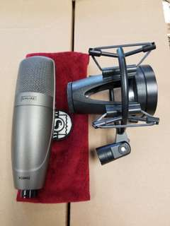 Shure KSM42 large dual-diaphragm microphone mic