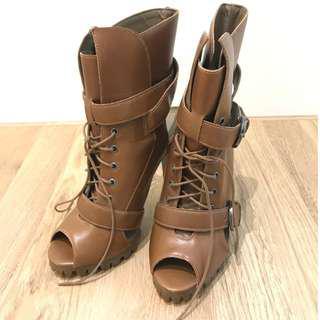 巴西製造Madison Harding 個性高跟鞋