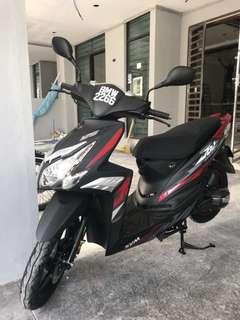 🚗 BMW 2266🚗  VVIP NUMBER  Motor ( SYM JET POWER 125 )