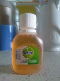 Dettol travel 50ml