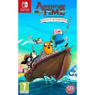 🚚 NSW Adventure Time: Pirates of the Enchiridion
