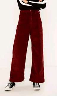 Glassons corduroy pants size 6