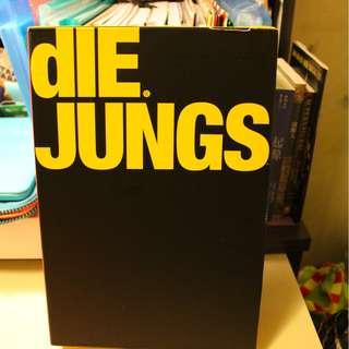 EXO dIE JUNGS 限量版寫真集