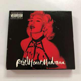 REBEL HEART (Super Deluxe 2CD) Madonna