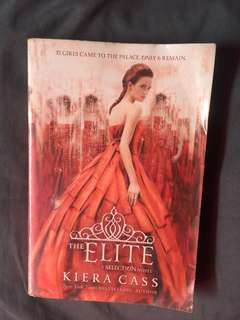 Kiera Cass: The Elite (The Selection Series)