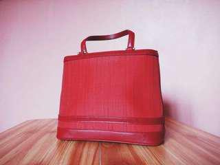 Red Elegant Bag