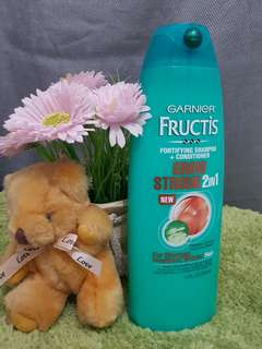 Fructis shampoo with conditioner
