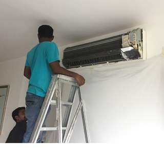 Air Con servicing & cleaning