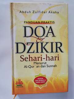 Buku islami - Doa & dzikir sehari-hari